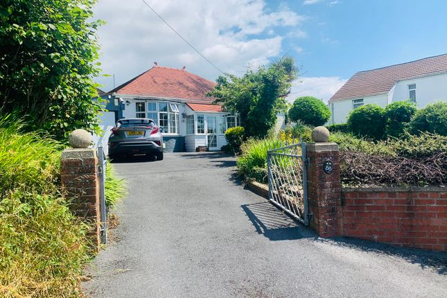 Thumbnail Detached bungalow for sale in Trallwm Road, Llanelli