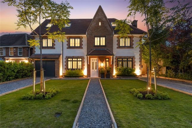 Thumbnail Detached house for sale in Elgood Avenue, Northwood
