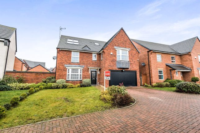 Thumbnail Detached house for sale in Bassett Crescent, West Bromwich
