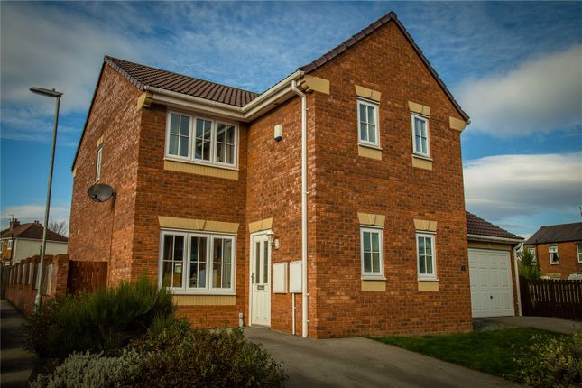 Thumbnail Semi-detached house for sale in Spring Place Court, Mirfield, West Yorkshire
