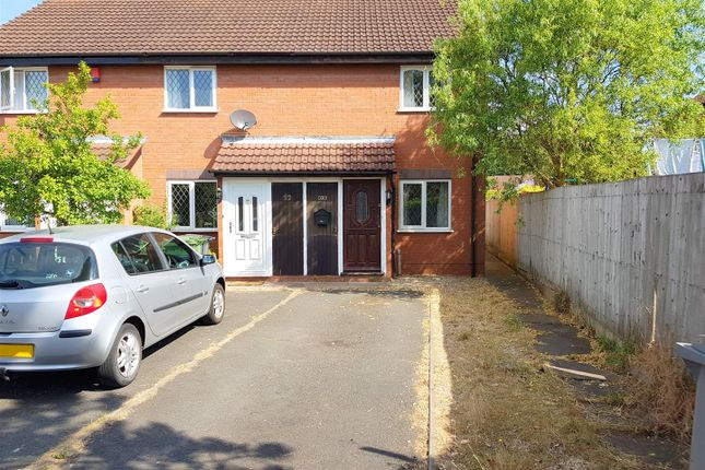 Thumbnail Terraced house to rent in Whinchat Grove, Kidderminster