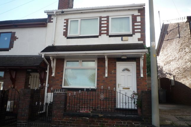Thumbnail Town house to rent in Speedwall Street, Stoke-On-Trent