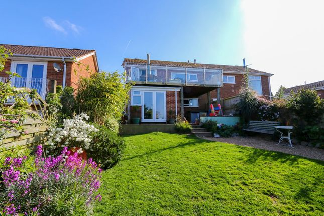 Thumbnail Semi-detached house for sale in Frobisher Close, Teignmouth