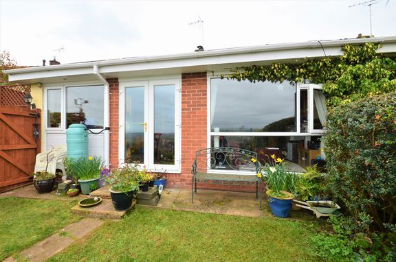 Thumbnail Semi-detached bungalow for sale in Anstey Crescent, Tiverton
