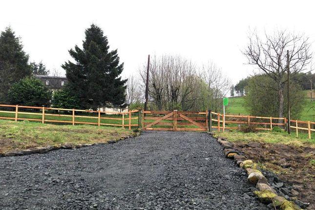 Thumbnail Detached house for sale in Tollhouse Plot, Dunidea, Blairgowrie