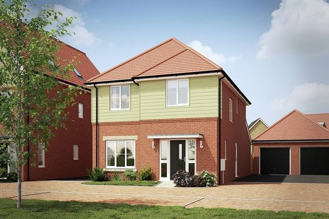 "Thumbnail Property for sale in ""The Larfield"" at London Road, Calverton, Milton Keynes"