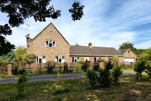 Thumbnail Country house for sale in Thurlands Drove, Upwell, Norfolk