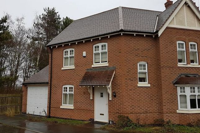 Thumbnail Detached house to rent in Glengarry Way, Greylees, Sleaford