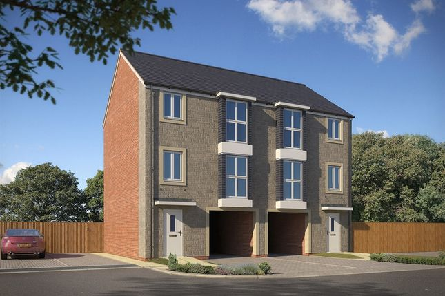 """3 bedroom town house for sale in """"The Adderley"""" at Kings Drive, Bridgwater"""