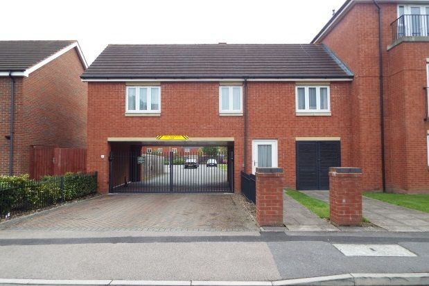 Thumbnail Flat to rent in Dunoon Drive, Wolverhampton