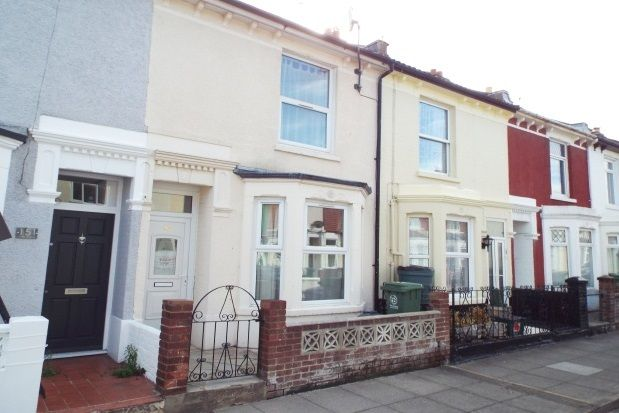 Thumbnail Property to rent in Eastfield Road, Southsea