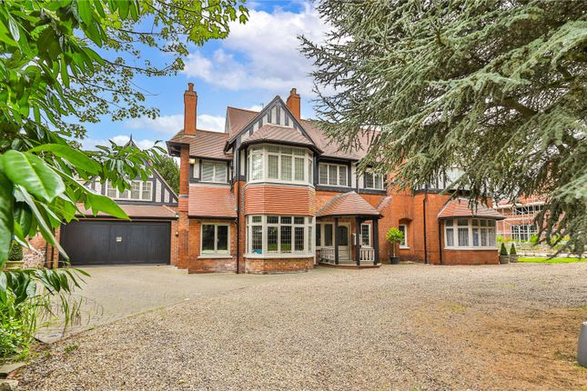 Thumbnail Detached house for sale in Woodfield Lane, Hessle