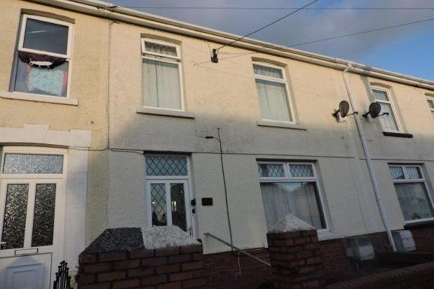 Thumbnail Property to rent in Whittington Terrace, Gorseinon, Swansea