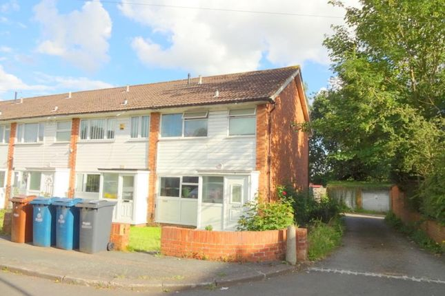 Thumbnail End terrace house to rent in Torbridge Close, Edgware, Middlesex