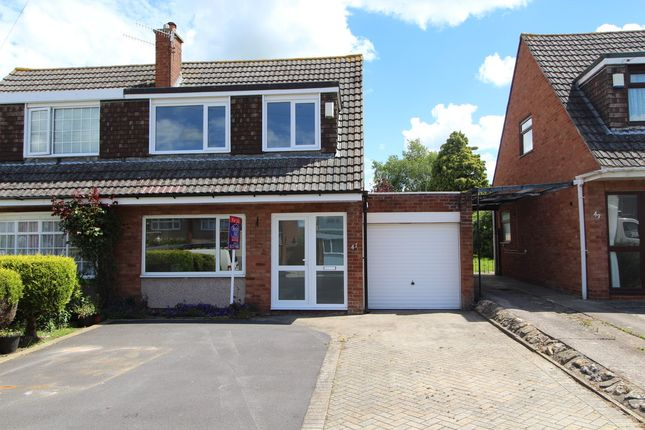 Thumbnail Semi-detached house to rent in Court Farm Road, Whitchurch, Bristol