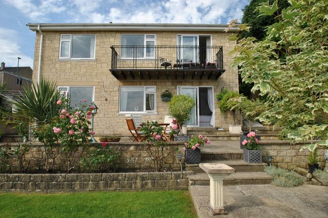 Thumbnail Detached house for sale in Solsbury Way, Bath