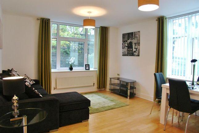Living Room of Osborne Mews, Sheffield S11