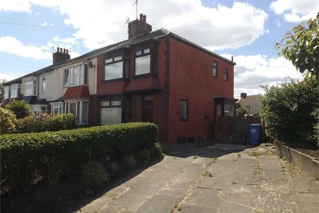 3 bed end terrace house for sale in Bridge Road, Redcar, North Yorkshire