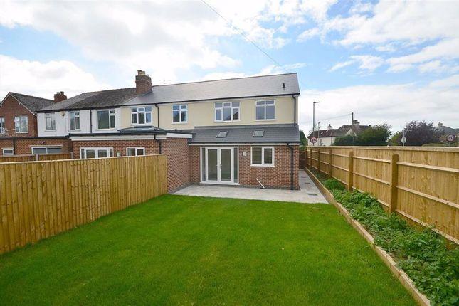 Thumbnail End terrace house for sale in Parton Road, Churchdown, Gloucester