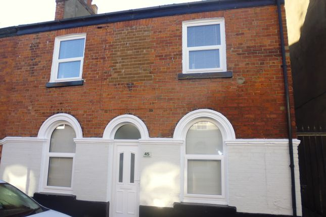 Thumbnail End terrace house to rent in Victoria Street, Scarborough