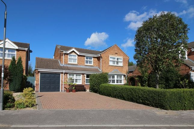 Thumbnail Detached house for sale in Brookfield Close, Radcliffe-On-Trent, Nottingham