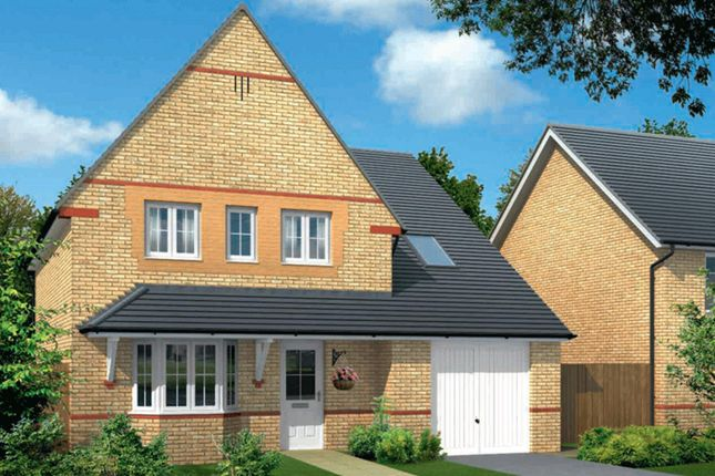 "Thumbnail Detached house for sale in ""Harrogate"" at Bearscroft Lane, London Road, Godmanchester, Huntingdon"