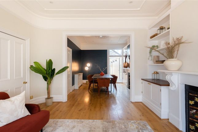 Thumbnail Detached house to rent in Broomwood Road, Clapham, London