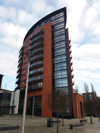 Thumbnail Flat to rent in Marconi Plaza, Chelmsford