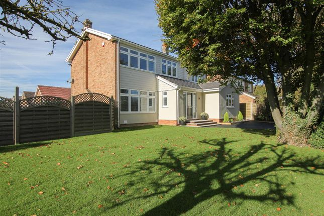 Thumbnail Detached house for sale in Nine Ashes Road, Blackmore, Ingatestone