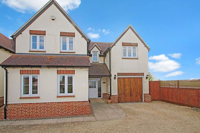 Thumbnail Detached house for sale in Hanney Road, Steventon, Abingdon