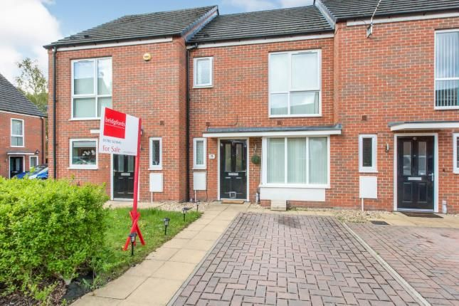 2 bed terraced house for sale in Centurion Crescent, Knutton, Newcastle Under Lyme, Staffordshire ST5