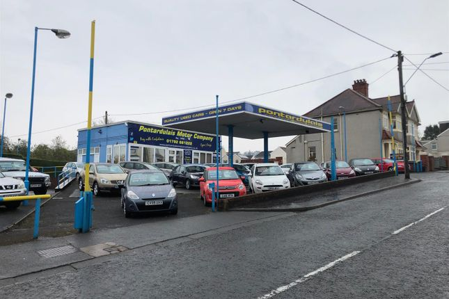 Thumbnail Commercial property for sale in St. Teilo Street, Pontarddulais, Swansea
