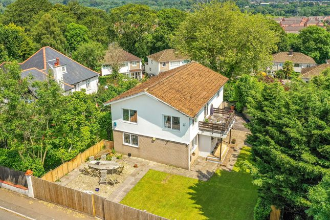 5 bed detached house for sale in Heol Isaf, Radyr, Cardiff CF15