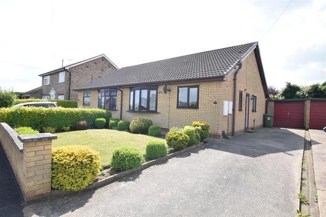 Semi-detached bungalow for sale in Coates Avenue, Winterton, Scunthorpe