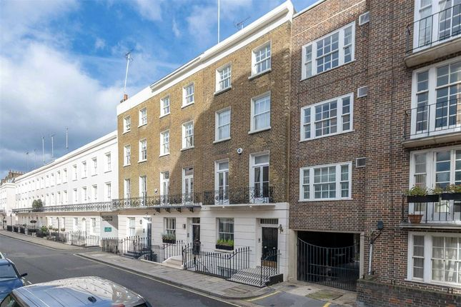 Thumbnail Property to rent in South Eaton Place, London
