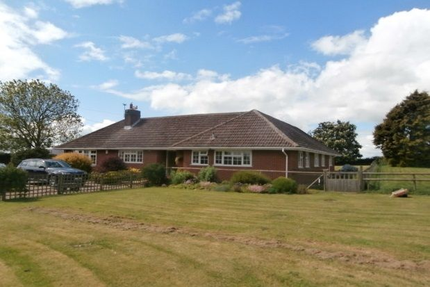 Thumbnail Detached bungalow to rent in The Toft, Mill Lane, Belton, Loughborough