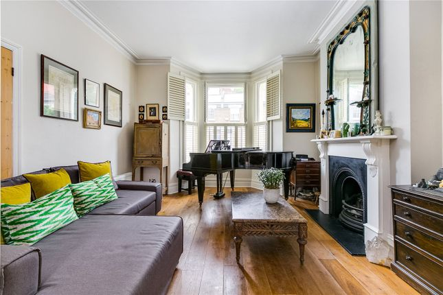 Thumbnail Terraced house for sale in Minford Gardens, Brook Green, London