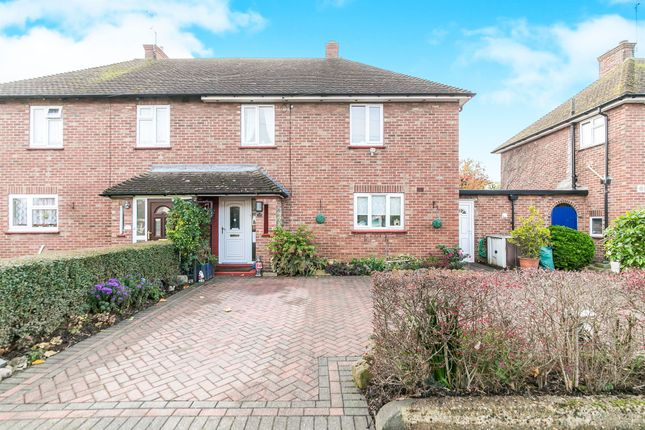 Thumbnail Semi-detached house for sale in Rayner Road, Colchester
