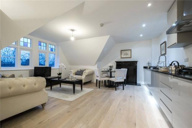 Thumbnail Flat for sale in Plot 17 Ashton Grove, Dunstable, Bedfordshire