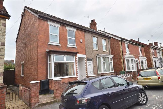 Thumbnail Semi-detached house for sale in Lysons Avenue, Gloucester