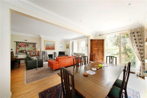 Thumbnail Terraced house for sale in Holmdene Avenue, London
