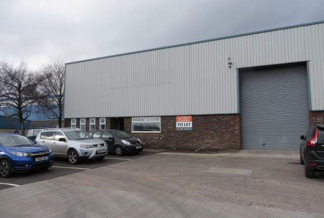 Thumbnail Industrial to let in Kingstown Industrial Estate, Grearshill Road, Site 54, Units 13A & 13B, Carlisle