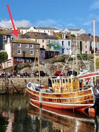 Thumbnail Detached house for sale in The Cliff, Mevagissey, St. Austell