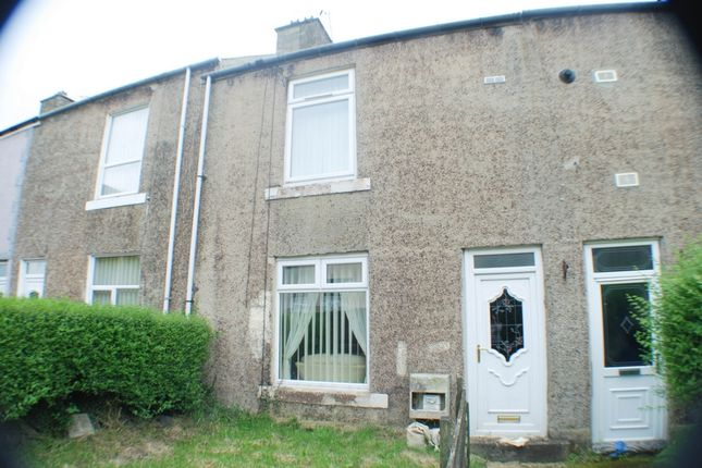 Thumbnail Terraced house to rent in Knitsley Gardens, Consett
