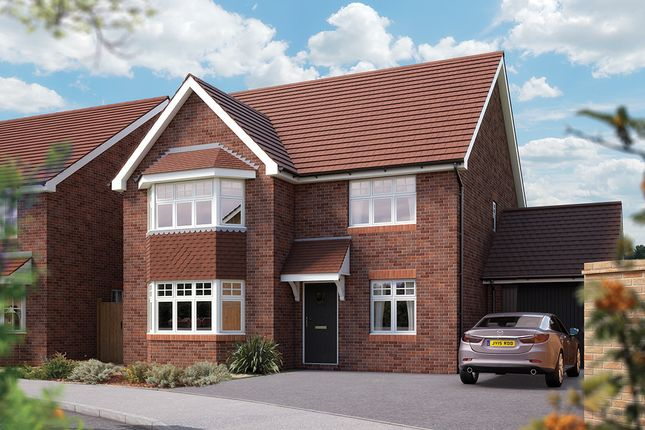 "Thumbnail Detached house for sale in ""The Oxford"" at Campton Road, Shefford"
