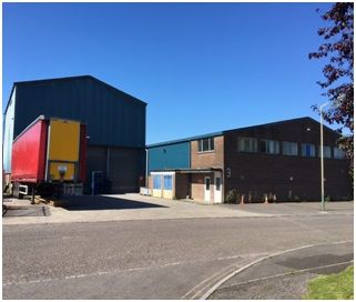 Thumbnail Industrial for sale in Merlin Way, Melksham