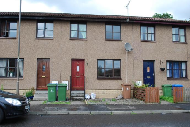 Thumbnail Terraced house to rent in 22 Earls Court Alloa 1Bz, Alloa