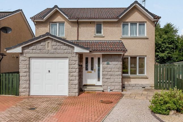 Thumbnail Detached house for sale in Kirkland, Kemnay, Inverurie