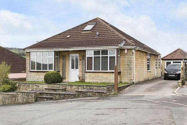Thumbnail Detached bungalow for sale in Bennetts Road, Larkhall, Bath