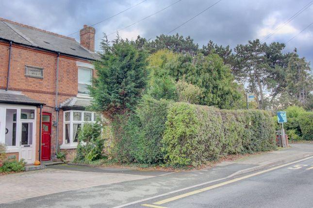 Semi-detached house in  Birmingham Road  Lichfield W Birmingham